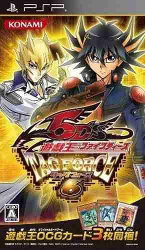 Descargar Yu-Gi-Oh 5Ds Tag Force 6 [MULTI2][TRADUCIDO INGLES][PATCH TODOS CFW][bixu] por Torrent